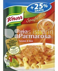 Produktabbildung: Knorr Spaghetteria Sauce Parmarosa