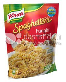 Produktabbildung: Knorr Spaghetteria Funghi Pasta in Pilzsauce 150 g