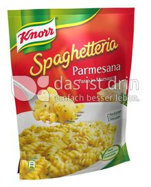 Produktabbildung: Knorr Spaghetteria Parmesana Pasta in Käsesauce 163 g