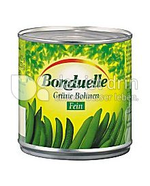 Produktabbildung: Bonduelle Grüne Bohnen 425 ml