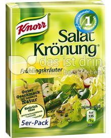 Produktabbildung: Knorr Salatkrönung Frühlingskräuter 5 St.