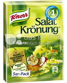 Produktabbildung: Knorr Salatkrönung 7-Kräuter 5 St.