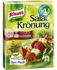 Produktabbildung: Knorr Salatkrönung Balsamico-Kräuter 5 St.