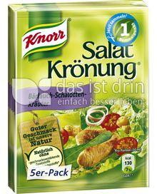 Produktabbildung: Knorr Salatkrönung Bärlauch-Schalotten-Kräuter 5 St.