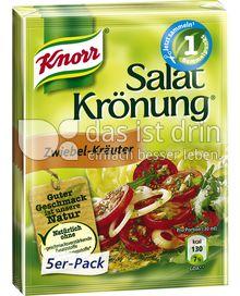 Produktabbildung: Knorr Salatkrönung Zwiebel-Kräuter 5 St.