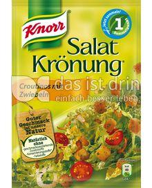 Produktabbildung: Knorr Salatkrönung Croutinos mit Zwiebeln 25 g