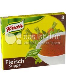 Produktabbildung: Knorr Fleisch Suppe 16 St.