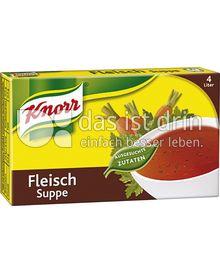 Produktabbildung: Knorr Fleisch Suppe 8 St.