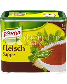 Produktabbildung: Knorr Fleisch Suppe und Bouillon 16 l