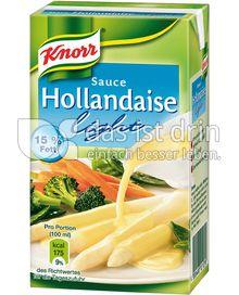 Produktabbildung: Knorr Sauce Hollandaise light 250 ml