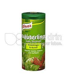 Produktabbildung: Knorr Kräuterlinge zum Streuen Frühlingskräuter 60 g