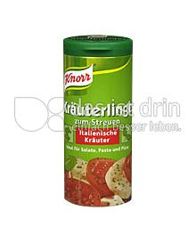 Produktabbildung: Knorr Kräuterlinge zum Streuen Italienische Kräuter 60 g