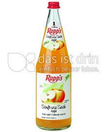 Produktabbildung: Rapp's Sanft wie Seide Apfel 1 l