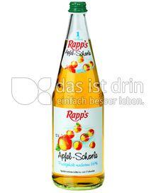Produktabbildung: Rapp's Apfelschorle 1 l