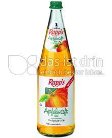 Produktabbildung: Rapp's Apfelsaft klar 1 l