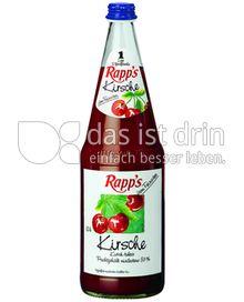 Produktabbildung: Rapp's Kirsche 1 l