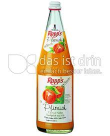 Produktabbildung: Rapp's Pfirsich 1 l