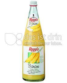Produktabbildung: Rapp's Banane 1 l