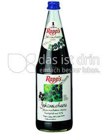 Produktabbildung: Rapp's Johannisbeere 1 l