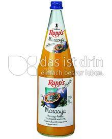 Produktabbildung: Rapp's Maracuja 1 l