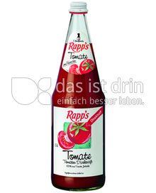 Produktabbildung: Rapp's Tomate 1 l