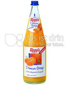 Produktabbildung: Rapp's Premium-Orange 1 l
