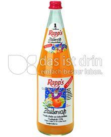Produktabbildung: Rapp's Zaubersaft 1 l
