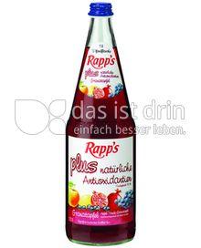 Produktabbildung: Rapp's plus natürliche Antioxidantien 1 l