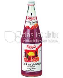 Produktabbildung: Rapp's Red River Blutorange 1 l