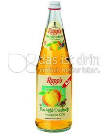 Produktabbildung: Rapp's Bio Apfel Direktsaft 1 l