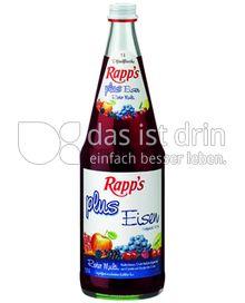 Produktabbildung: Rapp's plus Eisen 1 l
