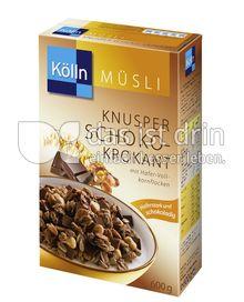 Produktabbildung: Kölln Müsli Knusper Schoko-Krokant 600 g