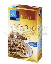 Produktabbildung: Kölln Müsli Schoko 600 g