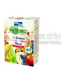 Produktabbildung: Kölln Multikorn Früchte-Vollkorn Müsli 425 g