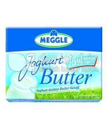 Produktabbildung: Meggle Joghurt Butter 250 g