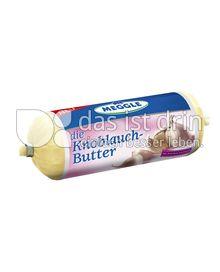 Produktabbildung: Meggle Knoblauchbutter 125 g