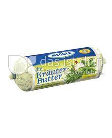 Produktabbildung: Meggle Frühlingskräuter-Butter 125 g