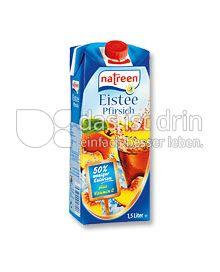 Produktabbildung: natreen Eistee Pfirsich 1,5 l