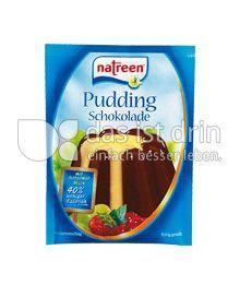 Produktabbildung: natreen Puddingpulver Schokolade