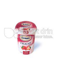 Produktabbildung: Onken Fruchtjoghurt Mild Erdbeere 500 g