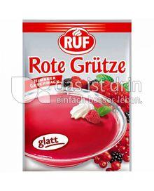 Produktabbildung: RUF Rote Grütze Himbeer Geschmack