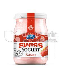 Produktabbildung: Emmi Swiss Yogurt Erdbeere 175 g