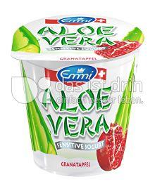 Produktabbildung: Emmi Aloe Vera Sensitive Jogurt Granatapfel 150 g