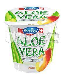 Produktabbildung: Emmi Aloe Vera Sensitive Jogurt Mango 150 g
