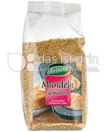 Produktabbildung: dennree Mandeln gemahlen 200 g
