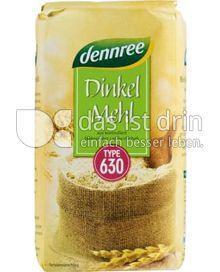 Produktabbildung: dennree Dinkelmehl Type 630 1 kg