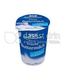 Produktabbildung: Weihenstephan frische Buttermilch 500 g