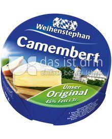 Produktabbildung: Weihenstephan Camembert 80 g