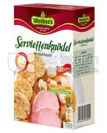 Produktabbildung: Werner's Serviettenknödel 4 St.