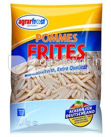 Produktabbildung: Agrarfrost Pommes Frites Normalschnitt 2,5 kg
